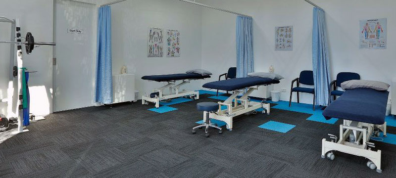 Wellard Physiotherapy has fully equipped treatment rooms for private use and for insurance-based rehabilitation
